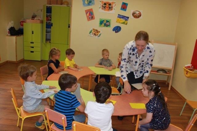 Частный детский сад Классическое образование http://klass-obrazovanie.ru